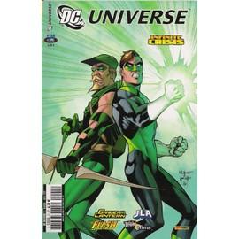 Dc Universe N� 21 : Amour & Guerre