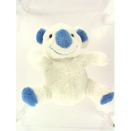 Dousou Koala Bebisol Bleu Et Blanc