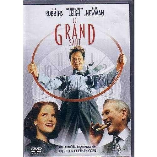 LE GRAND SAUT (DVD)