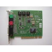 Sound Blaster ES1371 - Carte son