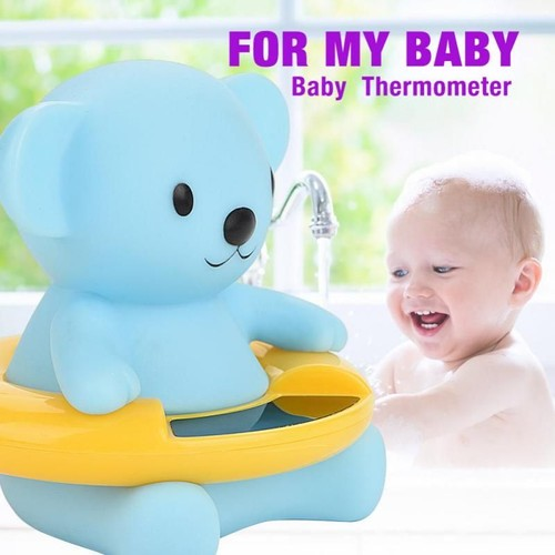6 Styles Bebe Bain Thermometre Led Affichage De La Temperature