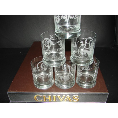 verre a whisky chivas. Black Bedroom Furniture Sets. Home Design Ideas