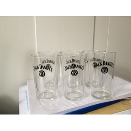 Petite annonce 6 Verres Jack Daniels Long Drink Whiskey Whisky Bar Pub - 66000 PERPIGNAN