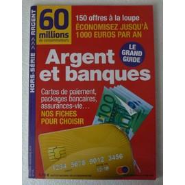60 Millions De Consommateurs 195 Hors Serie - Argent Et Banques 64e56d789f9d1