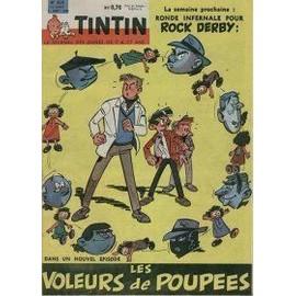 Le Journal De Tintin N� 615 : Rock Derby