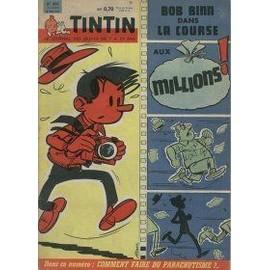Le Journal De Tintin N� 656
