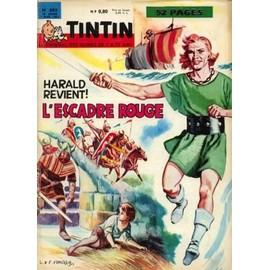 Le Journal De Tintin N� 693 : L'escadre Rouge