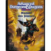 Advanced Dungeons & Dragons, Manuel Des Joueurs - 2nde �dition de Collectif