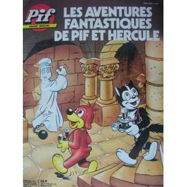 Pif Poche Sp�cial Hors-S�rie N� M2415-301 : Les Aventures Fantastiques De Pif Et Hercule