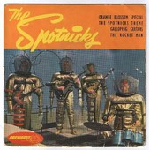 Orange Blossom Special - The Spotnicks Theme - Galloping Guitars - The Rocket Man - The Spotnicks