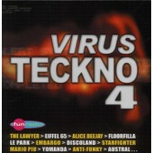 Virus Teckno 4 - Collectif