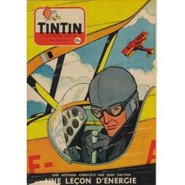 Journal Tintin N�356 Du 18/08/1955 N� 356 : Une Le�on D'�nergie