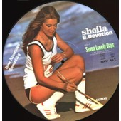 Seven Lonely Days + Sheila Come Back Picture Disc - Sheila