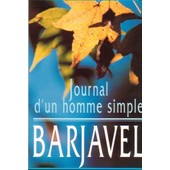 Journal D'un Homme Simple de Barjavel, Ren�
