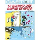 Gaston Numero 2 : Le Bureau Des Gaffes En Gros de Andr� Franquin
