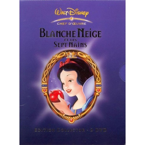 Blanche Neige et les sept nains - Edition Collector 2 DVD