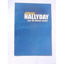 Johnny Hallyday : les 40 albums studio