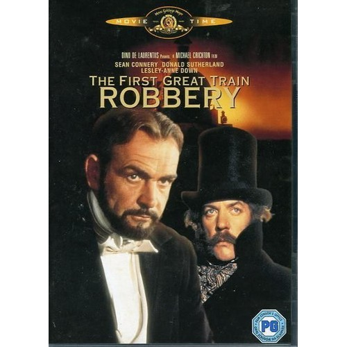 THE FIRST GREAT TRAIN ROBBERY (IMPORT) (DVD)