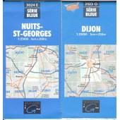 Dijon 1:25000 de Collectif