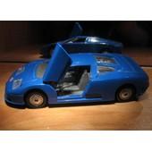 Bugatti Eb110 Maisto � Friction 1/38 �me