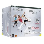 Playstation 2 Kinetic (Console Ps2 Silver + Eye Toy Kinetic + Cam�ra + Cardio)