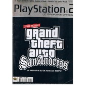 Playstation 2 Le Magazine Officiel N� 91 : Grand Theft Auto San Andreas