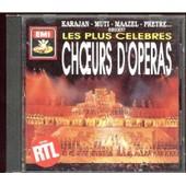 Les Plus Celebres Choeurs D'opera - Collectif