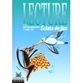 �clats De Lire - Lecture, Cm 1 de Jean-Pierre Drouet