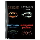 Batman - Collection de Tim Burton