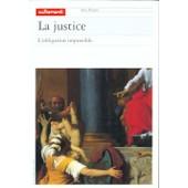 La Justice - L'obligation Impossible de Marie-Anne Frison-Roche