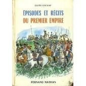 Episodes Et R�cits Du Premier Empire de dimitri sorokine