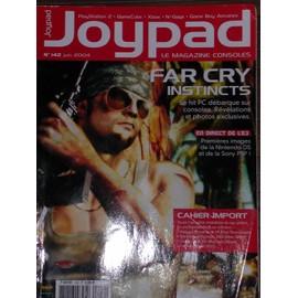 Joypad N� 142 : Far Cry Instincts
