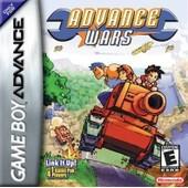 Advance Wars - Ensemble Complet - Game Boy Advance - Allemand