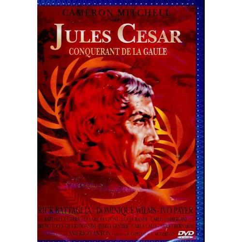 Jules César, conquérant de la Gaule