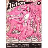 Fiction N� 91 - Le Tour D'ecrou (2) - Les R.A. - La Planete Des Spectres