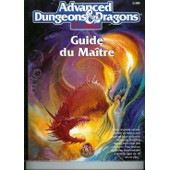 Ad&d2, Guide Du Ma�tre de Collectif, -
