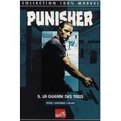 The Punisher - N� 5 - La Guerre Des Taxis de Duclos, Nicole