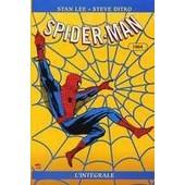 Spider-Man L'int�grale - 1964 de lee stan
