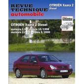 Citro�n Xsara 2 Diesel - Moteurs 1.9 D Depuis 10-1998, Moteurs 2.0 Hdi Depuis 9-2000