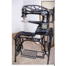 Singer Machine a coudre ancienne, occasion