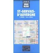 Saint Gervais D'auvergne de Collectif