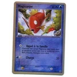 Pokemon Francaise Ex Dragon Holo Inverse N� 60/97 Magicarpe