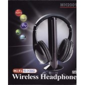 M-Audio MH-2001 - Casque sans fil S-XBS