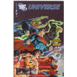 Dc Universe Collector Edition N� 7 :