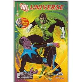 Dc Universe Collector Edition ( + Poster G�ant N� 3/3) N� 9 :