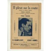 Tino Rossi - Il Pleut Sur La Route