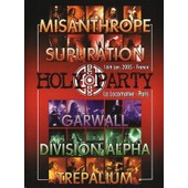 Misanthrope Supuration - Holy Party de Records, Holy