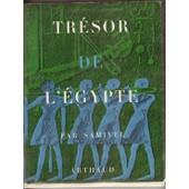 Tresor De L Egypte de SAMIVEL
