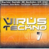 Virus Teckno 7 - Collectif