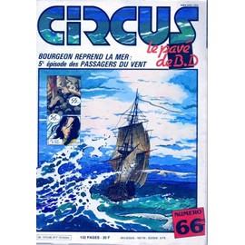 Circus N� 66, Mensuel De Bandes Dessin�es